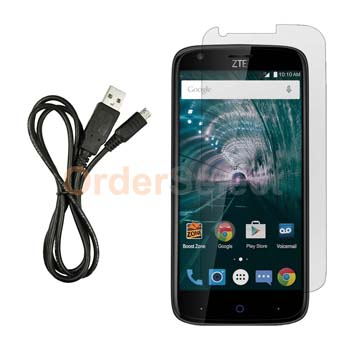 ota zte warp 7 charger type you want manager