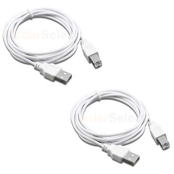 USB Printer Scanner Cable Cord For Canon PIXMA iP90 iP90v iP1900 iP2000 iP2500